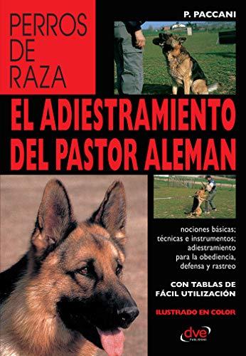 El adiestramiento del pastor alemán por Ferdinando Paccani