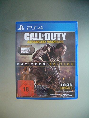 Call of Duty - Advanced Warfare, Day Zero Edition (Sledgehammer Games)