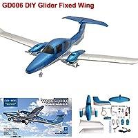 Puzzle Dekompression Spielzeug,ALIKEEY Schaum-Wurfs-Segelflugzeug-Flugzeug-Tr/ägheits-Flugzeug-Spielzeug-Handstart-Flugzeug-Modell