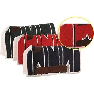 Amesbichler Westernpad | Western Sandwich Pad | Navajo Pad Built up vorne speziell aufgedoppelt!