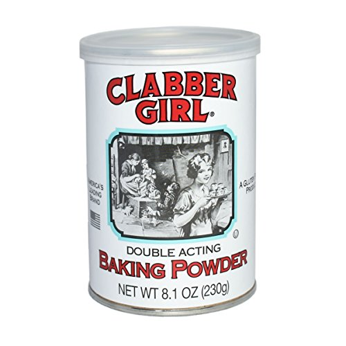 Clabber Girl Baking Powder, 8.1 oz. by Clabber Girl
