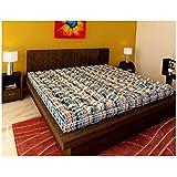 IRA Double Bed Soft cotton Mattress gadda(4 Inch)