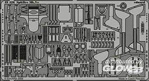Eduard Accessories 4942630502000Spitfire MK.VC S.A. para Special Hobby Montar
