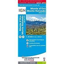 4251OTR MONTE D'ORO/MONTE ROTONDO (RESISTANTE)