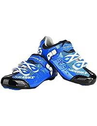 Fastar zapatillas de deporte de ciclismo MTB para hombre - Zapatos respirables ligeros elegantes de bicicleta