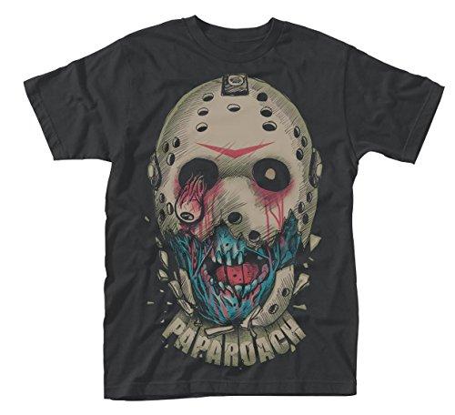 b145e81ebe Plastic Head Papa Roach Slayne Gretzky, Camiseta para Hombre, Negro (Black),