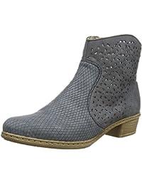 RiekerY0766 - botas Mujer