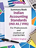 #8: Summary Book Indian Accounting Standards