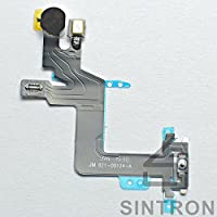 Sintron iPhone 6S Plus Switch Power Button - Replacement Repair Part for iPhone 6S Plus Switch Power Button On / Off Switch Flash Light Mic Flex Cable with Brackets Pre-installed Part