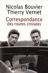 Correspondance des routes croisées 1945-1964