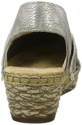 Rieker Damen 68978 Geschlossene Sandalen mit Keilabsatz - 2