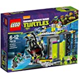 Mutation Chamber Unleashed Lego Ninja Turtles