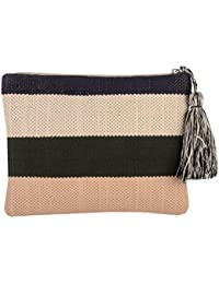 A Stylish And Elegant Dari Shoulder Bag From The House Of Revolution Handicraft For Women, Outer Material Is Made...