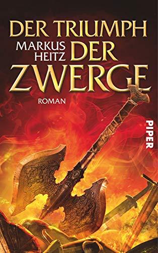 Der Triumph der Zwerge: Roman (Die Zwerge, Band 5) - High-konsole