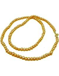 e3e309b7f5ad Amazon.es  El coral - Perlas   Collares y colgantes  Joyería