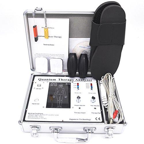 nce Magnetic Analyzer mit Body Health-Massage-Therapie 47 Bericht Deutsch Deutschland 4.2.1 Software ()