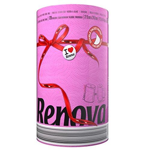 Renova Red Label Küche Papier Achille