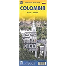 COLOMBIA  1/400.000