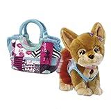 Barbie Pets Lacey (Chihuahua) mit Patchwork Tasche und Kleid