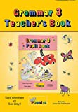 Grammar 3 Teacher's Book: In Precursive Letters (British English edition) (Jolly Learning)