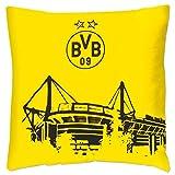 Borussia Dortmund BVB Kissen Stadion