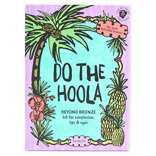 Benefit Do The Hoola, Beyond Bronzo Kit Includes Five Best