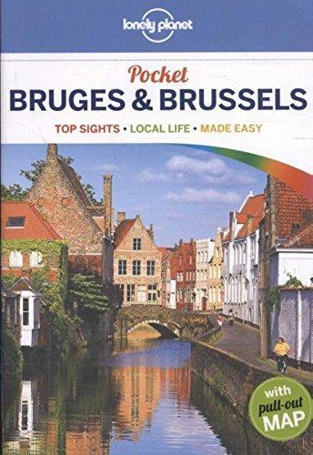 Pocket Bruges & Brussels 3 (Pocket Guides)