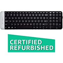 (CERTIFIED REFURBISHED) Logitech K230 Wireless Keyboard