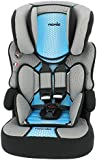 Highback booster Car seat group 1/2/3 (9-36kg) - Made in France - Side impact protection - 3 stars TCS-Approved ECE R44/04.
