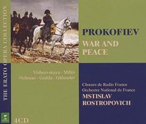 Prokofiev : Guerre et Paix