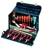 Werkzeugkoffer, 24-teilig, KNIPEX
