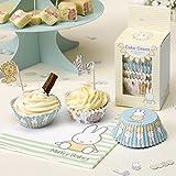 Neviti 599400 Baby Miffy-Cupcake Cases