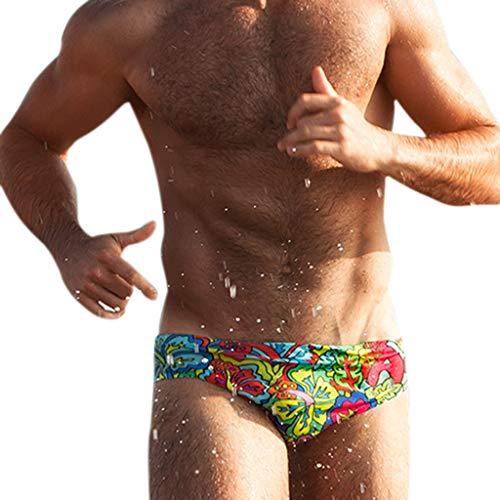 Vectry Traje De Baño Hombre Moda Baño Bañadores Hombre Cortos Bañadores Turbo Hombre Bañadores...