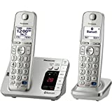 Panasonic KX-TGE262S Link2Cell Bluetooth...