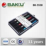BK 5530 Baku 5 in 1 Handy Reparatur Schraubendreher Set