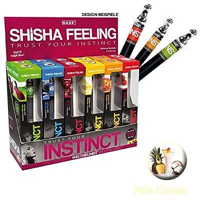 INSTINCT E Shisha Ultra E Hooka Elektrische Shihsha Einweg Wasserpfeife E-Pfeife E-Shisha2Go Pina Colada von Instinct