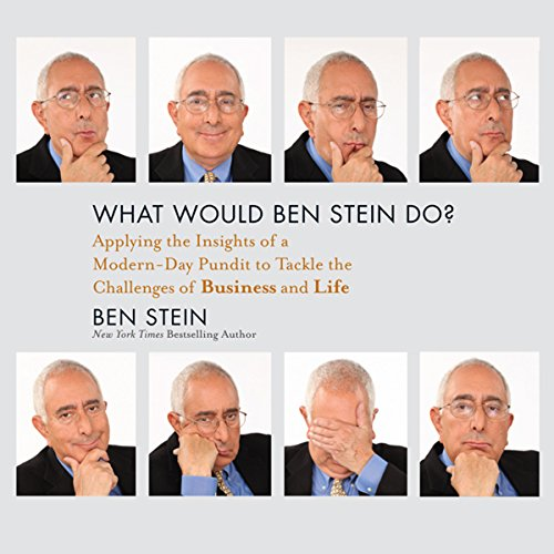 What Would Ben Stein Do?  Audiolibri