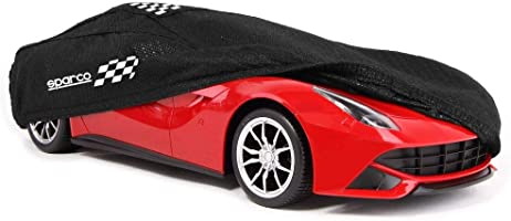 SPARCO CAR COVER UNIVERSAL FIT