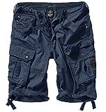 Columbia Mountain Shorts blau - M
