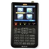 SUMMIT SM 501HD Messgerät für DVB-S/S2 mit Tastaturbeleuchtung