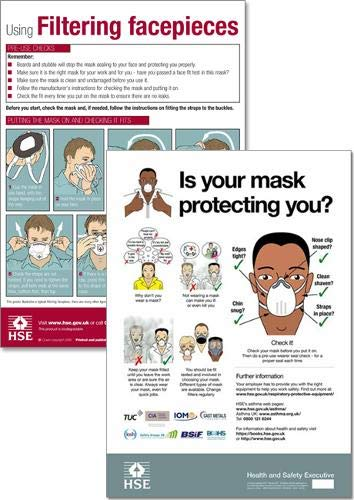 The protective mask poster pack - Protective Pack