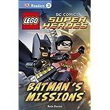 Lego DC Comics Super Heroes: Batman's Missions (Dk Readers. Lego)