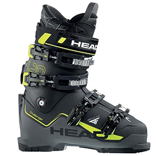 HEAD Challenger 120 Skistiefel 607026 Black/Anthracite/Yellow Gr. 26