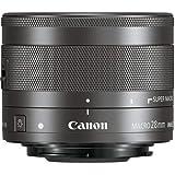 Canon EF-M 28mm F3.5 Macro IS STM Objektiv (43mm Filtergewinde) schwarz