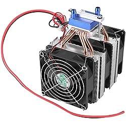 Refroidisseur Deau - Thermoelectric Cooler Semiconductor Dispositif De Refroidissement De Refroidisseur d'eau (120W)