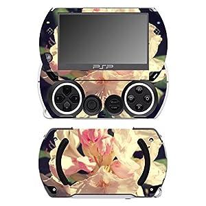 Disagu SF-14232_1058 Design Folie für Sony PSP Go – Motiv Rhododendron 01″ transparent