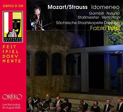 Mozart / Strauss Idomeneo