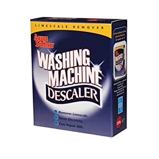 Aqua Softna Washing Machine Descaler Limescale Remover 250g by Aqua Sofna