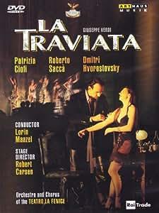 Verdi: La Traviata [DVD] [2011] [NTSC]