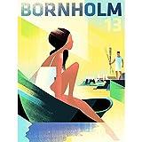 Wee Blue Coo LTD Travel Tourism Bornholm Island Baltic Sea